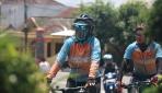 Rektor UGM Lepas Peserta Sepeda Jelajah Merbabu