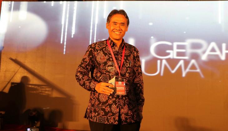 Website UGM Raih Penghargaan Terbaik 1 dari Kemenristekdikti