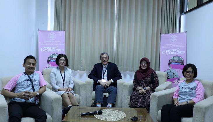 Winter Course 2019, AKI di Indonesia Cukup Tinggi