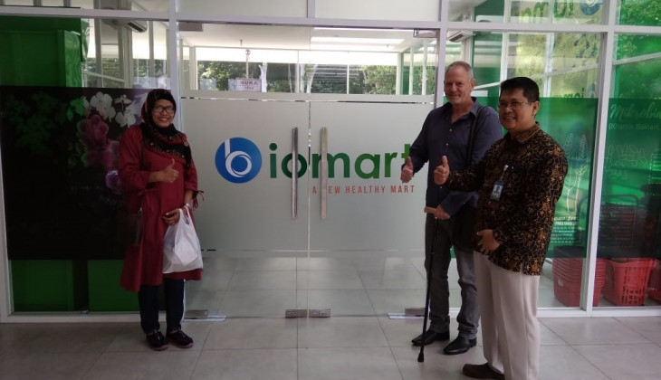 To Strengthen Cooperation, New Zealand Company Visits Biology UGM