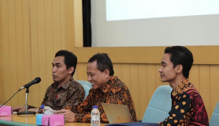 UGM Terima Kunjungan Direktorat Kerjasama BIMAK IPB