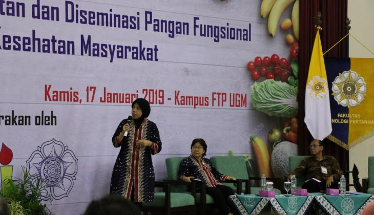 Indonesia Berpotensi Kembangkan Pangan Fungsional