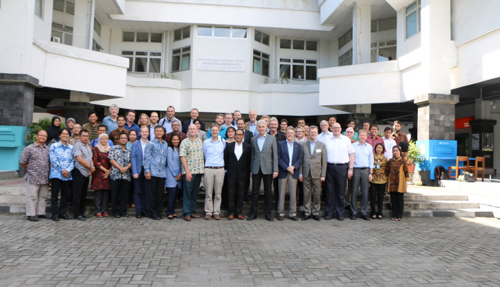 German Federal Ministry of Education and Research Visits UGM