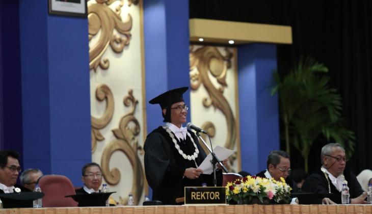 Jelang Pemilu, Rektor UGM Ajak Alumni Tidak Ikut Sebar Berita Bohong