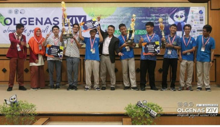 Fakultas Geografi UGM Gelar Olimpiade Geografi Nasional ke-14