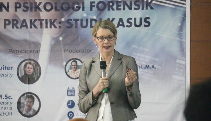Indonesia Kekurangan Tenaga Psikologi Forensik
