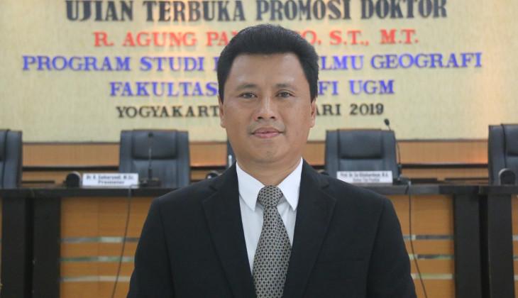 Raih Doktor Usai Teliti Dampak Aglomerasi Industri di Kabupaten Semarang