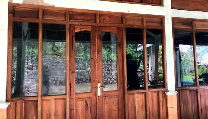 Mahasiswa KKN-PPM UGM Inisiasi 4 Homestay di Dodokan, Girikerto, Ngawi