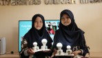 Mahasiswa UGM Kembangkan Lampu Darurat Hemat Energi dan Ramah Lingkungan