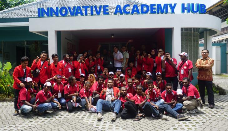 Innovative Academy UGM Terima Kunjungan Mahasiswa Papua