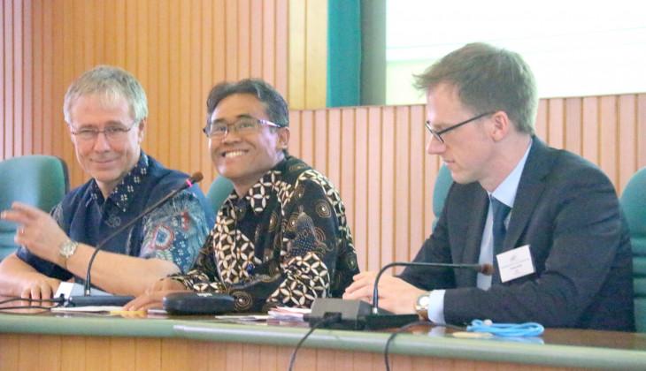 UGM Tuan Rumah Kursus Dekan Se-Asia Tenggara