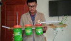 Mahasiswa FTP UGM Juara 2 Lomba Karya Tulis Nasional IBCE