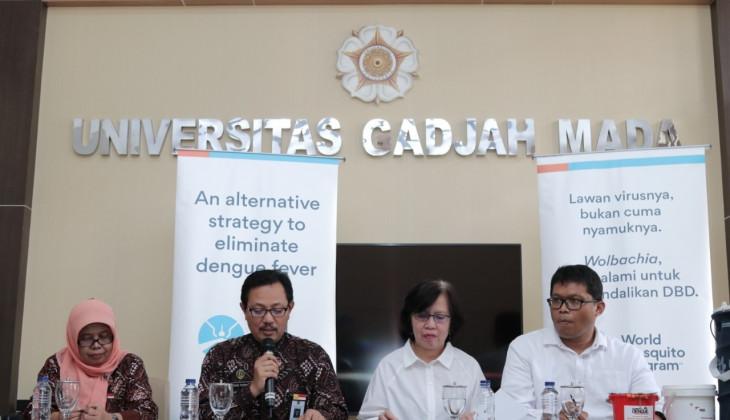 Kasus DBD Meningkat di Kota Yogyakarta Meningkat