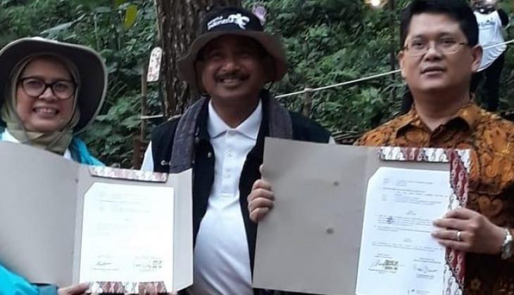Fakultas Biologi UGM dan Badan Otorita Borobudur Kerja Sama Pengembangan Pariwisata
