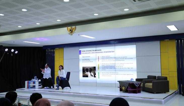 Menkominfo: Internet Kecepatan Tinggi Akan Sampai ke Papua