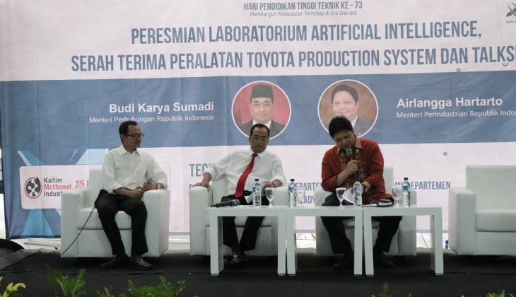 Harapan akan Inovasi Pemuda Indonesia Menghadapi Revolusi Industri 4.0