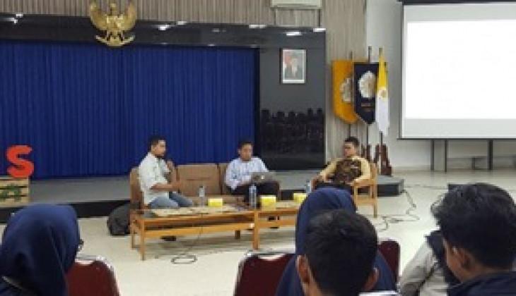 Dialog KMFT Kupas Isu Energi di Tahun Politik