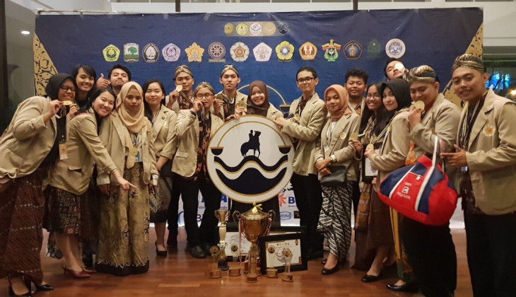 Tim FH UGM Juara Umum ALSA NMCC 2019
