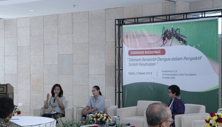 Indonesia Belum Terbebas dari DBD