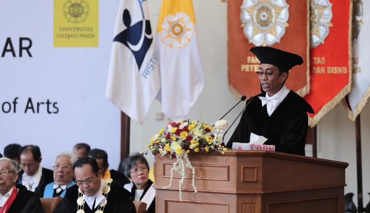 Prof Mukhtasar Syamsuddin Raih Guru Besar