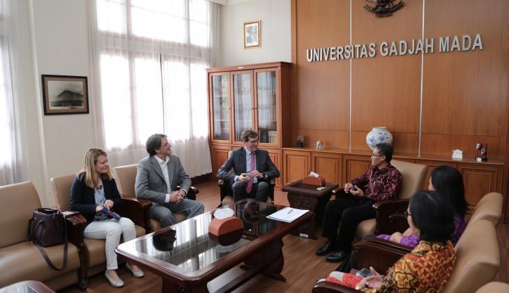 UGM dan Universitas Konstanz Jalin Kerja Sama