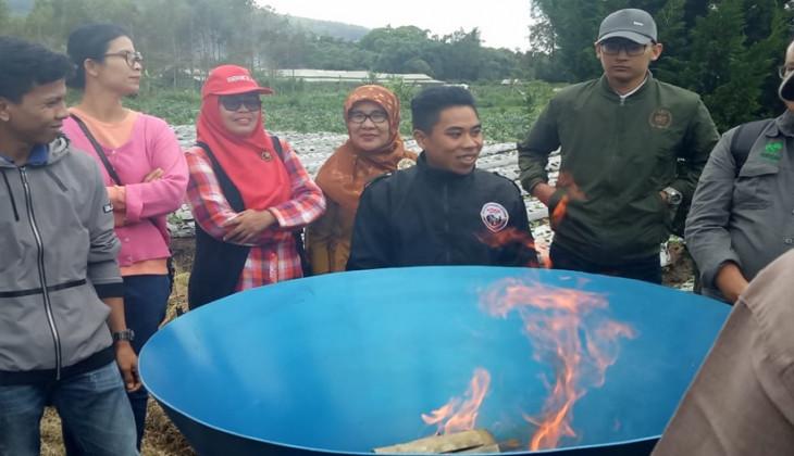 UGM Kembangkan Bambu untuk Bahan Biochar