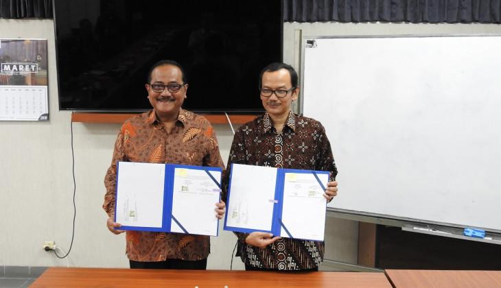 Fakultas Teknik UGM Jalin Kerja Sama dengan NAM-CSSTC