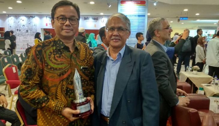 UGM Press Raih Anugerah Buku ASEAN 2019