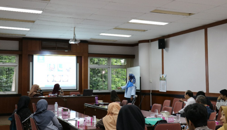 Biology UGM Disseminates Research of Doctoral Students