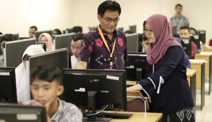 19.047 Peserta Ikuti UTBK Gelombang 1 di UGM
