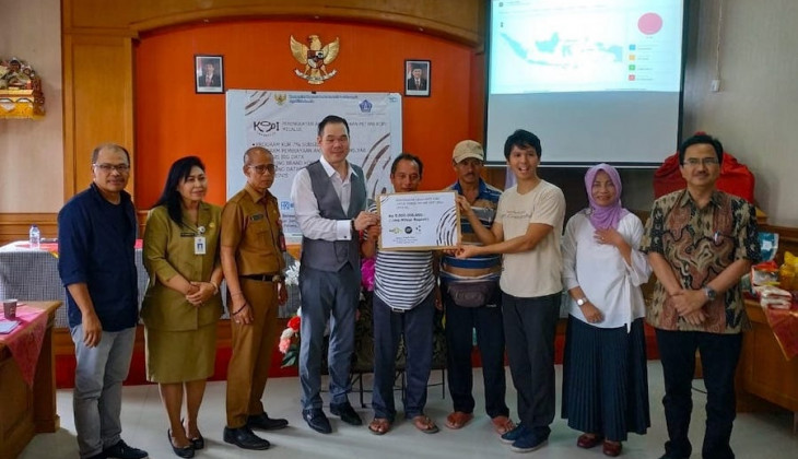 FTP UGM Kembangkan Aplikasi Big Data Untuk Penguatan UKM Kopi di Bali