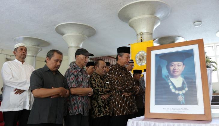 Guru Besar Fakultas Pertanian UGM Bepulang