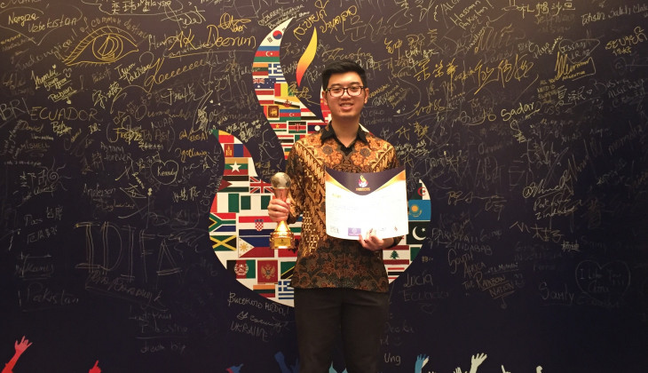 Mahasiswa UGM Raih Prestasi dalam Silk Road and Young Dreams Speech Contest