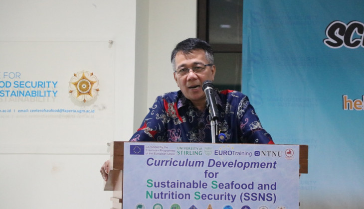 Fakultas Pertanian Dirikan Centre for Seafood Security and Sustainability