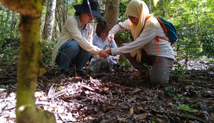 UGM and NTU Map Microorganism Diversity