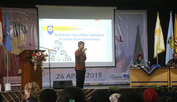 Meneguhkan Jamu sebagai Obat Khas Nusantara