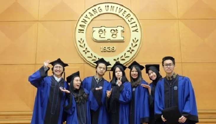 Mahasiswa UGM Ikuti Winter School di Korea