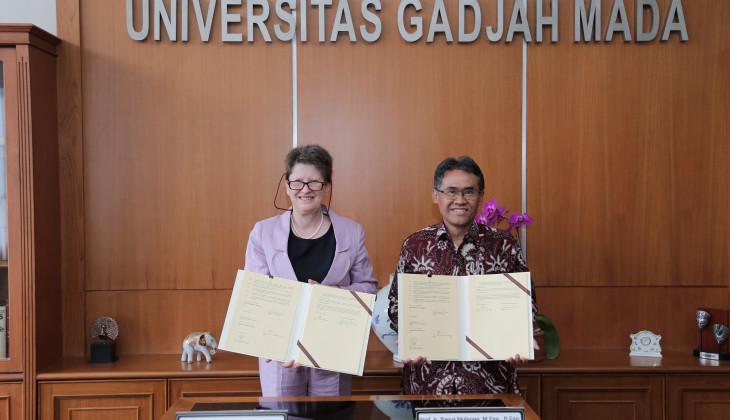 UGM dan Warwick Jalin Kerjasama Dual Degree