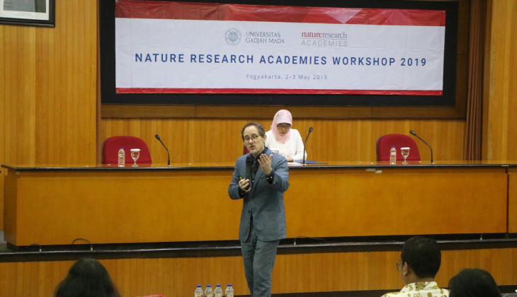 BPP UGM Selenggarakan Nature Research Academies Workshop 2019