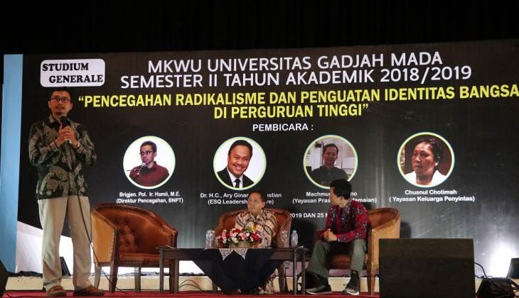 Faculty of Philosophy UGM Conducts Studium Generale