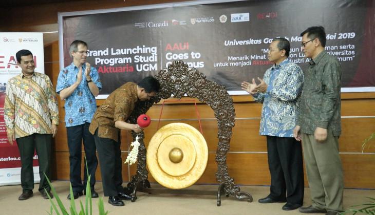 Fakultas MIPA UGM Luncurkan Program Studi Ilmu Aktuaria