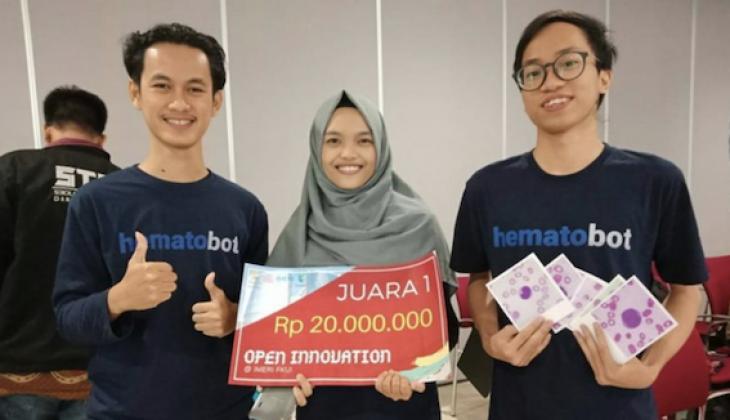 Mahasiswa UGM Juara Kompetisi Nasional Berkat Inovasi Aplikasi Kesehatan