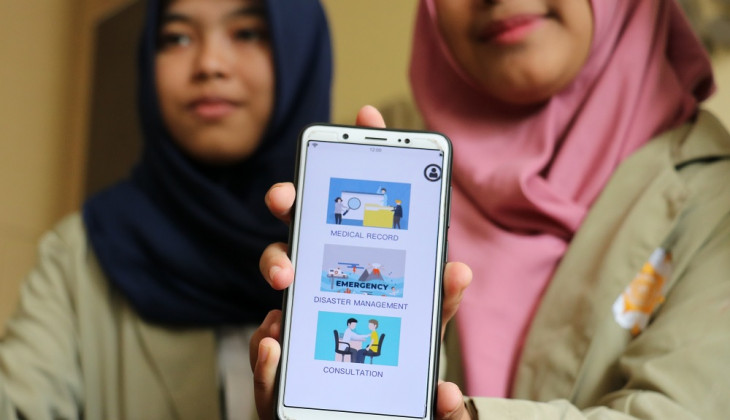 Jejak Medis Apps Help Disaster Patients Store Medical Records