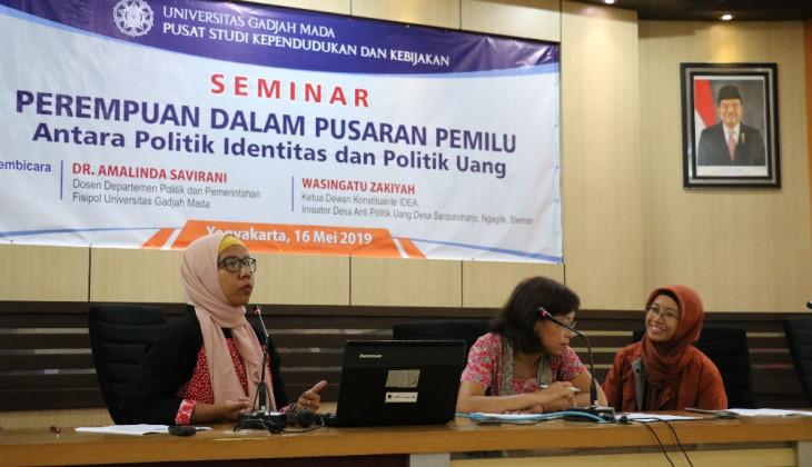Perempuan Dalam Pusaran Pemilu