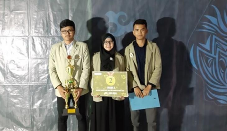 Mahasiswa UGM Juarai Kompetisi Karya Tulis Ilmiah Nasional SENWIC 2019