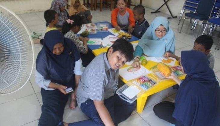 Peduli Gizi Autis, Mahasiswa UGM Bina Kelas Pintar Gizi