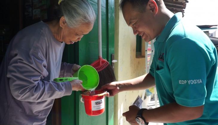 Nyamuk Berwolbachia Berhasil Mengurangi Kasus DBD di Kota Yogyakarta