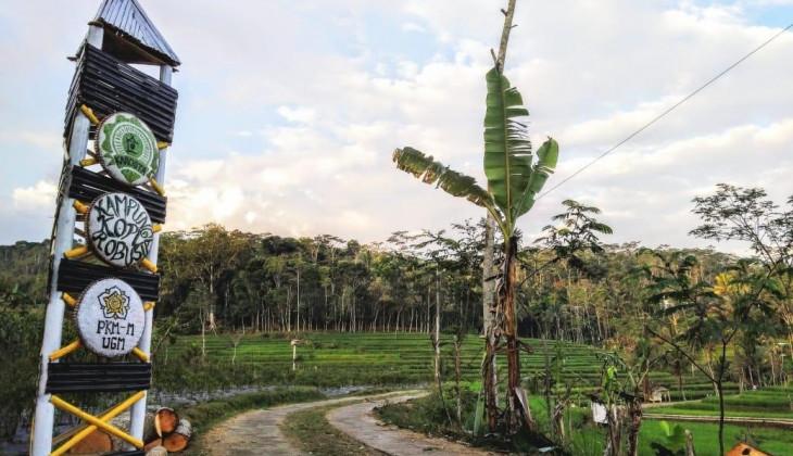 Lima Mahasiswa UGM Olah Kopi Ngemplak, Temanggung Bernilai Lebih