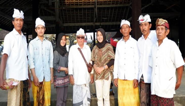Mahasiswa UGM Teliti Resiliensi Kelompok Subak dalam Menghadapi Pembangunan Pariwisata