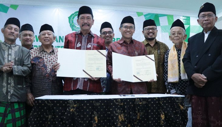 UGM Jalin Kerja Sama dengan Universitas Nahdlatul Ulama Yogyakarta